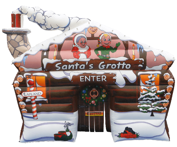 Inflateable Grotto